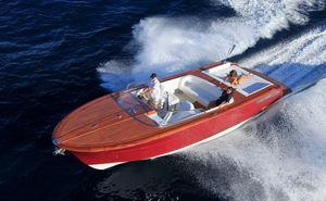 Open motor boats