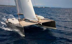 Multihull sailboats