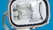 halogen deck floodlight