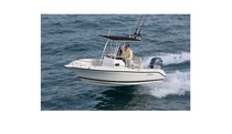 sport-fishing center console boat