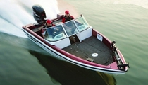 sport-fishing runabout
