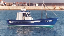 coastal fishing-boat