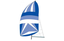 asymmetric spinnaker