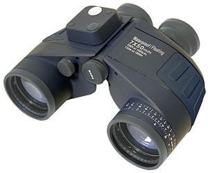 binoculars-compass