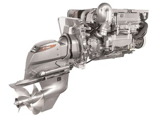 sterndrive-engine