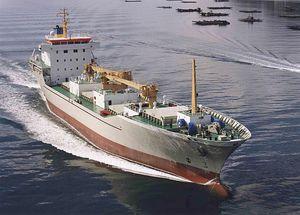 reefer-ship