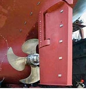 ships-rudder