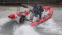 outboard rigid inflatable
