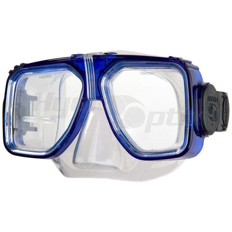 5106c81989 Twin-lens dive mask   prescription - Rx I - Hydro Optix - Videos