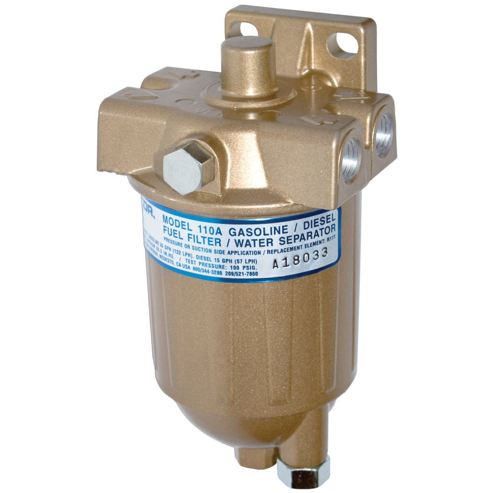 Fuel Water Separator Filter For Boats Engine 110a Series Filters