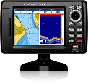 chart plotter / fishfinder / ais / gps - cpf190i / cpf190inc, Fish Finder