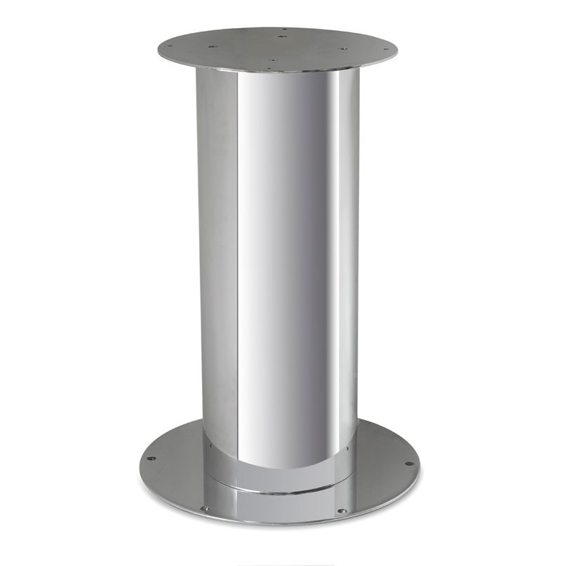 Superieur Stainless Steel Boat Table Pedestal   T 265