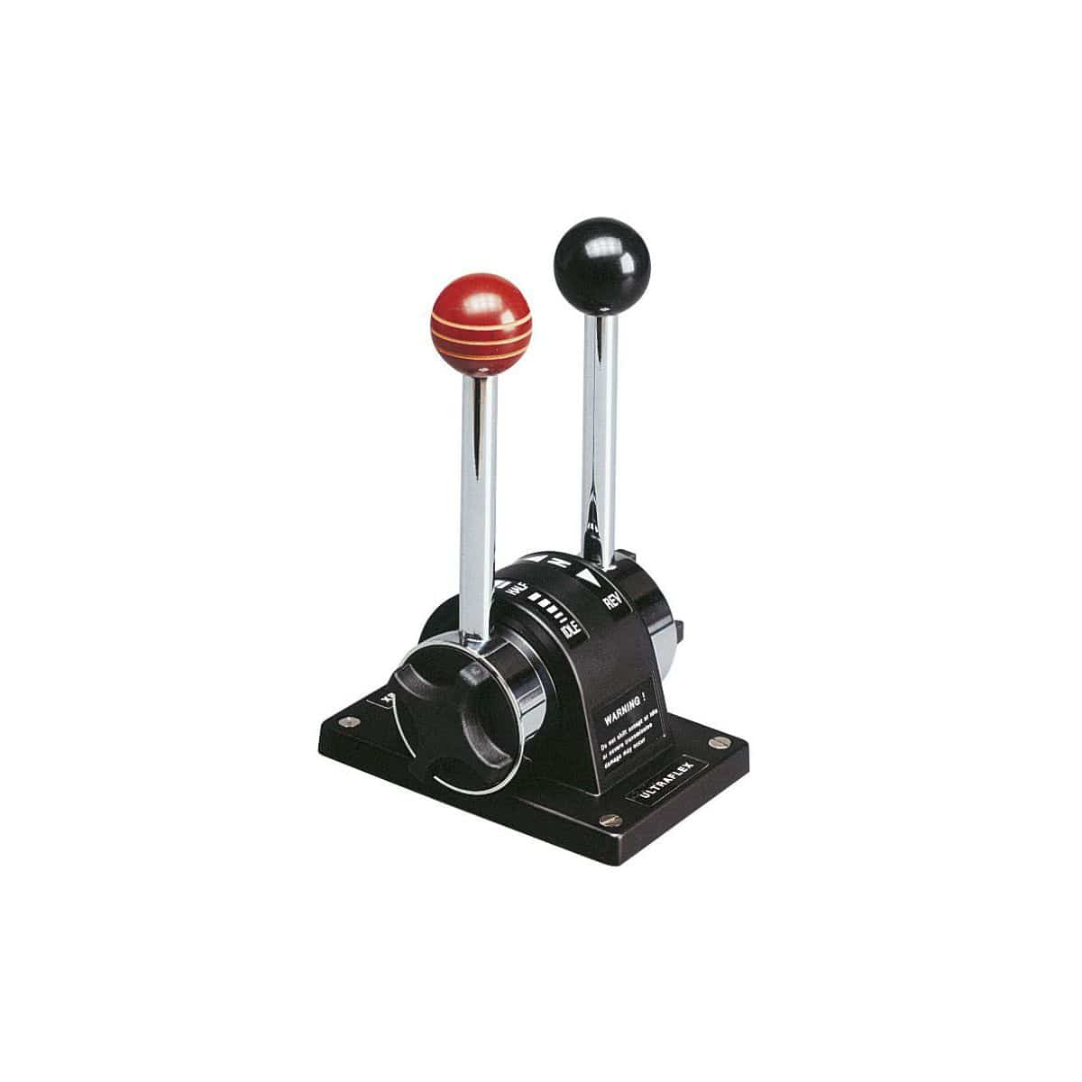 Engine control lever / mechanical / multi-lever / for boats - B99 ...