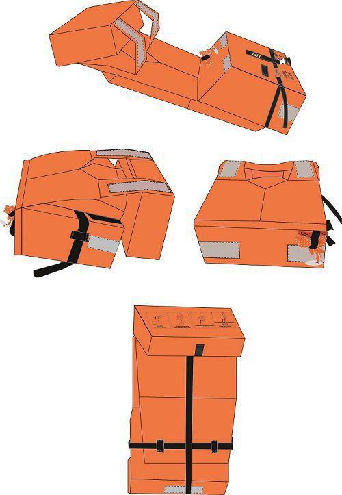 Foam Life Jacket Pv9521 Viking