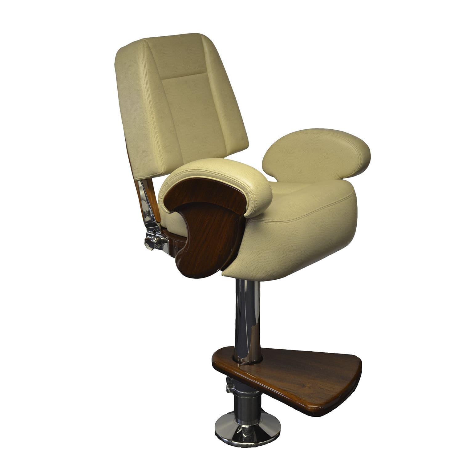 Helm Seat / For Boats / With Armrests / Adjustable   Maximus