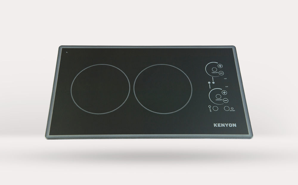 electric cooktop / for boats / two-burner - lite-touch q® cortez 2