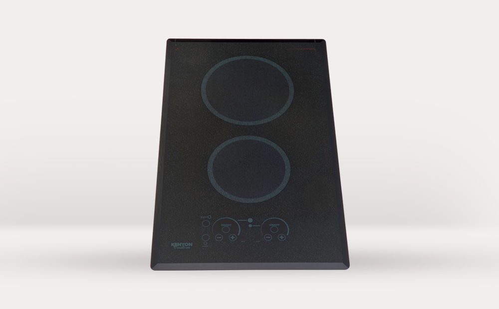 electric cooktop / for boats / two-burner - lite-touch q® 2 burner