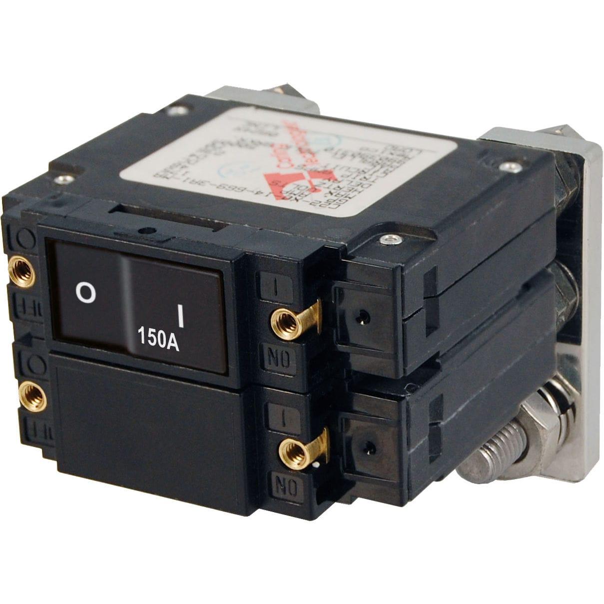 Boat Circuit Breaker Magnetic C Series Flat Blue Sea Add A