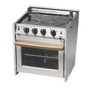 Boat Stove Oven / Electric / Three Burner