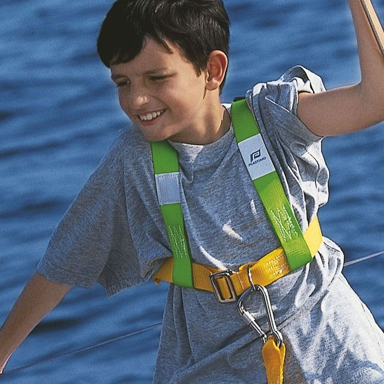 21819 12245752 boat harness security child's adjustable plastimo