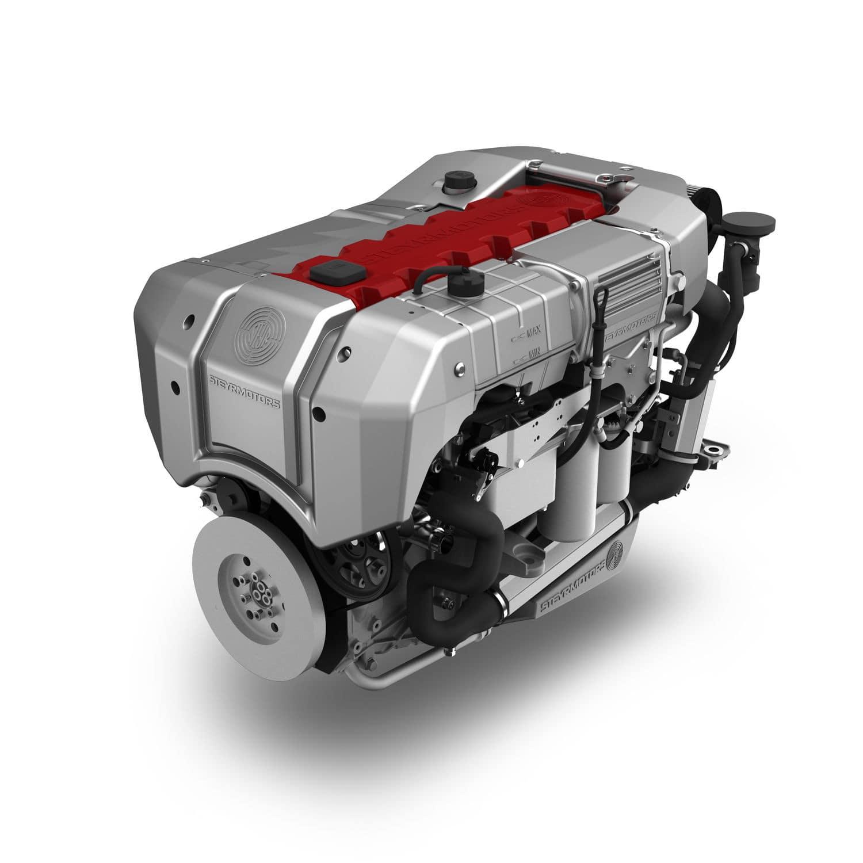 Boating Engine Inboard Diesel Direct Fuel Injection Se306j38