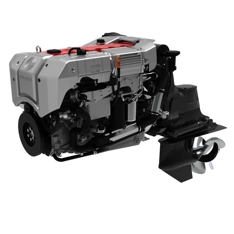 Boat Propulsion System Steyr Motors Gmbh