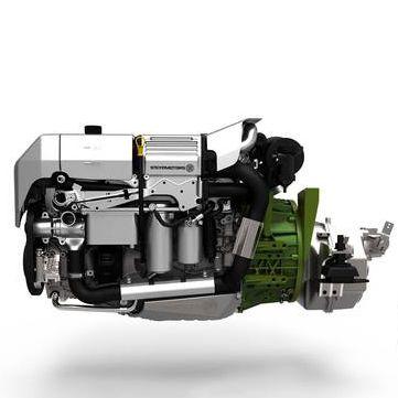 Marine Hybrid Module Hds Hybrid Drive System Steyr Motors Gmbh