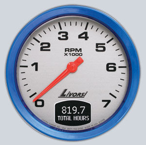 22301 2936841 analog tachometer for boats with engine hour meter master  at honlapkeszites.co