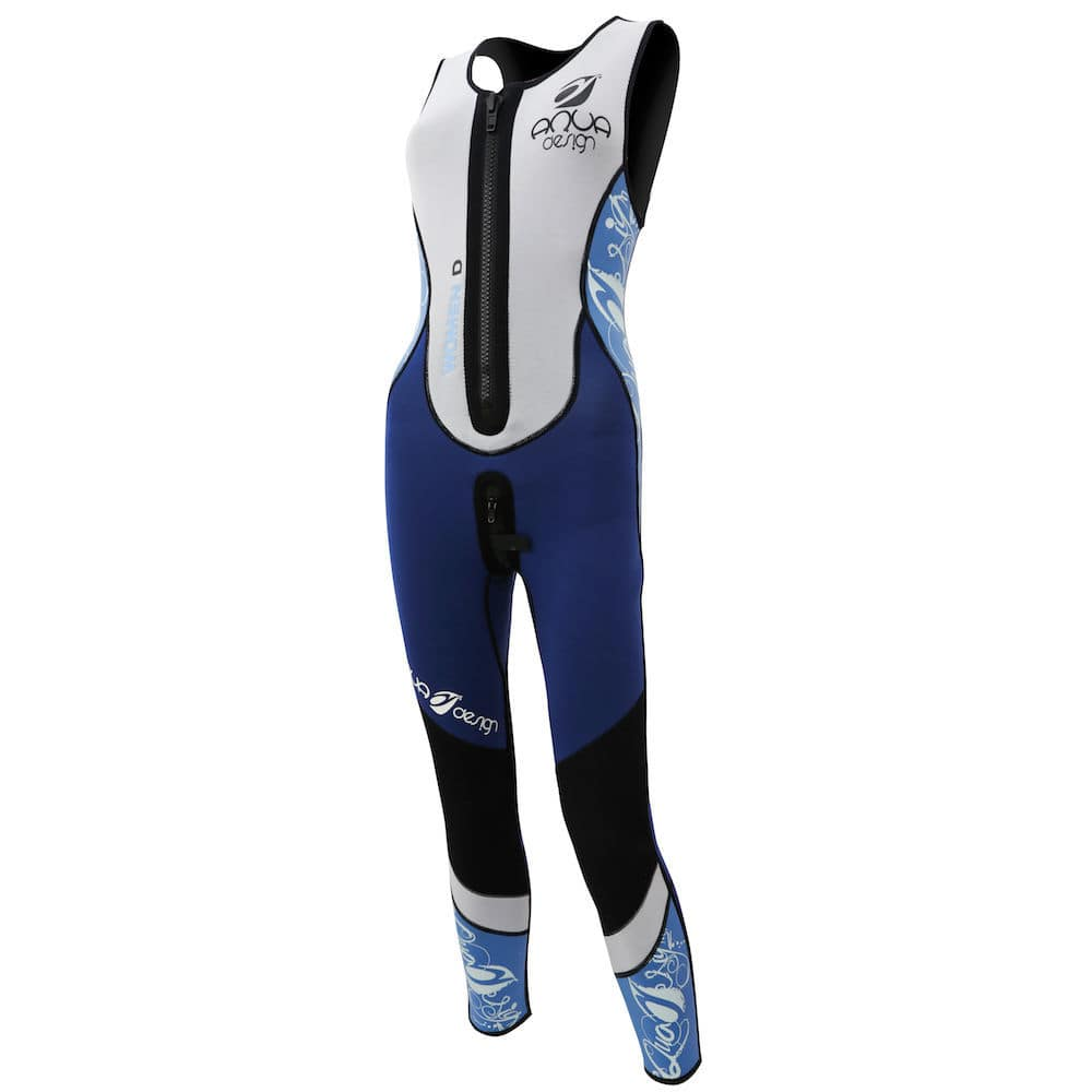 5cf7e98989 Surf suit   canoe kayak   wetsuit   sleeveless - WOMEN D - Aquadesign
