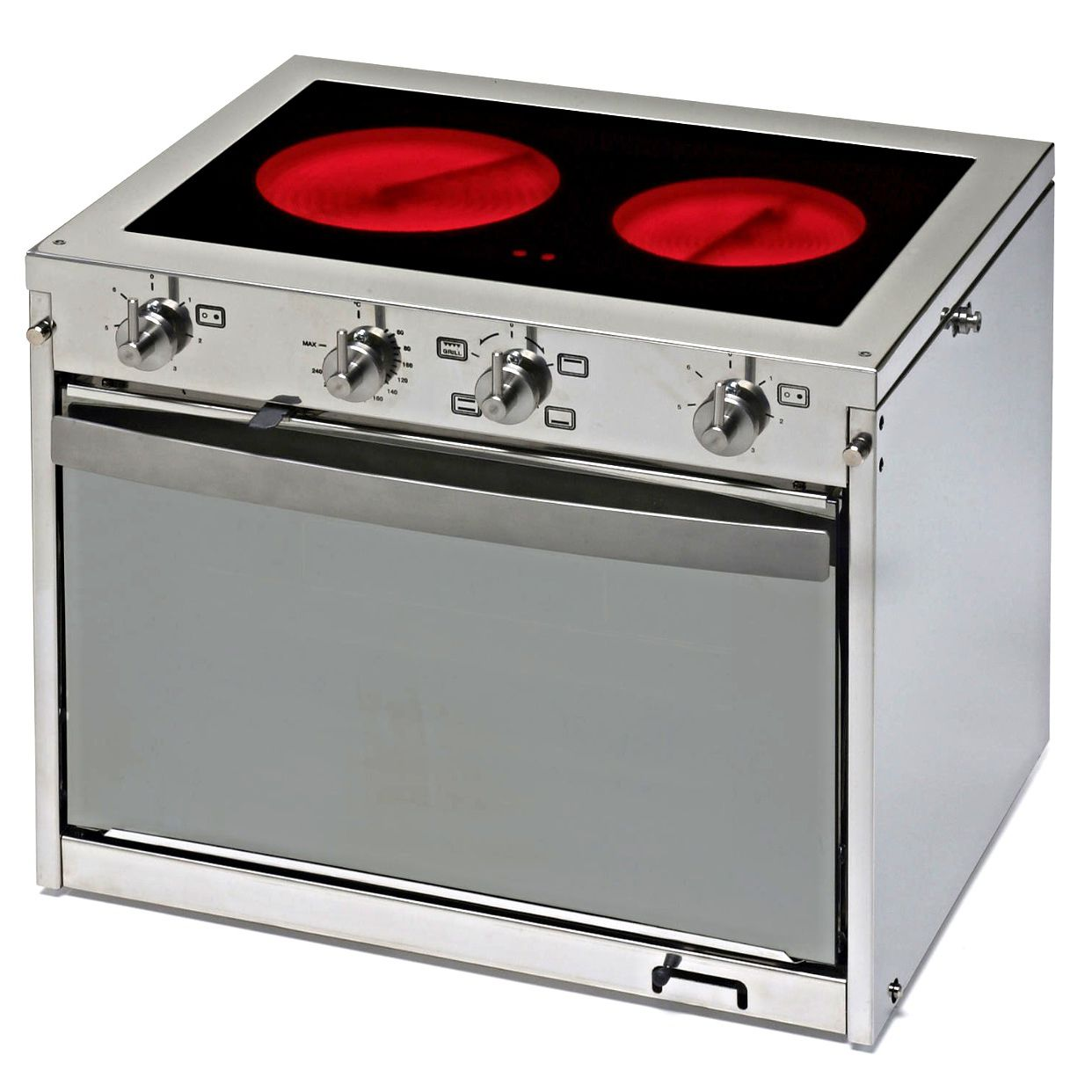 Boat Stove Oven / Electric / Two Burner   HORIZON2