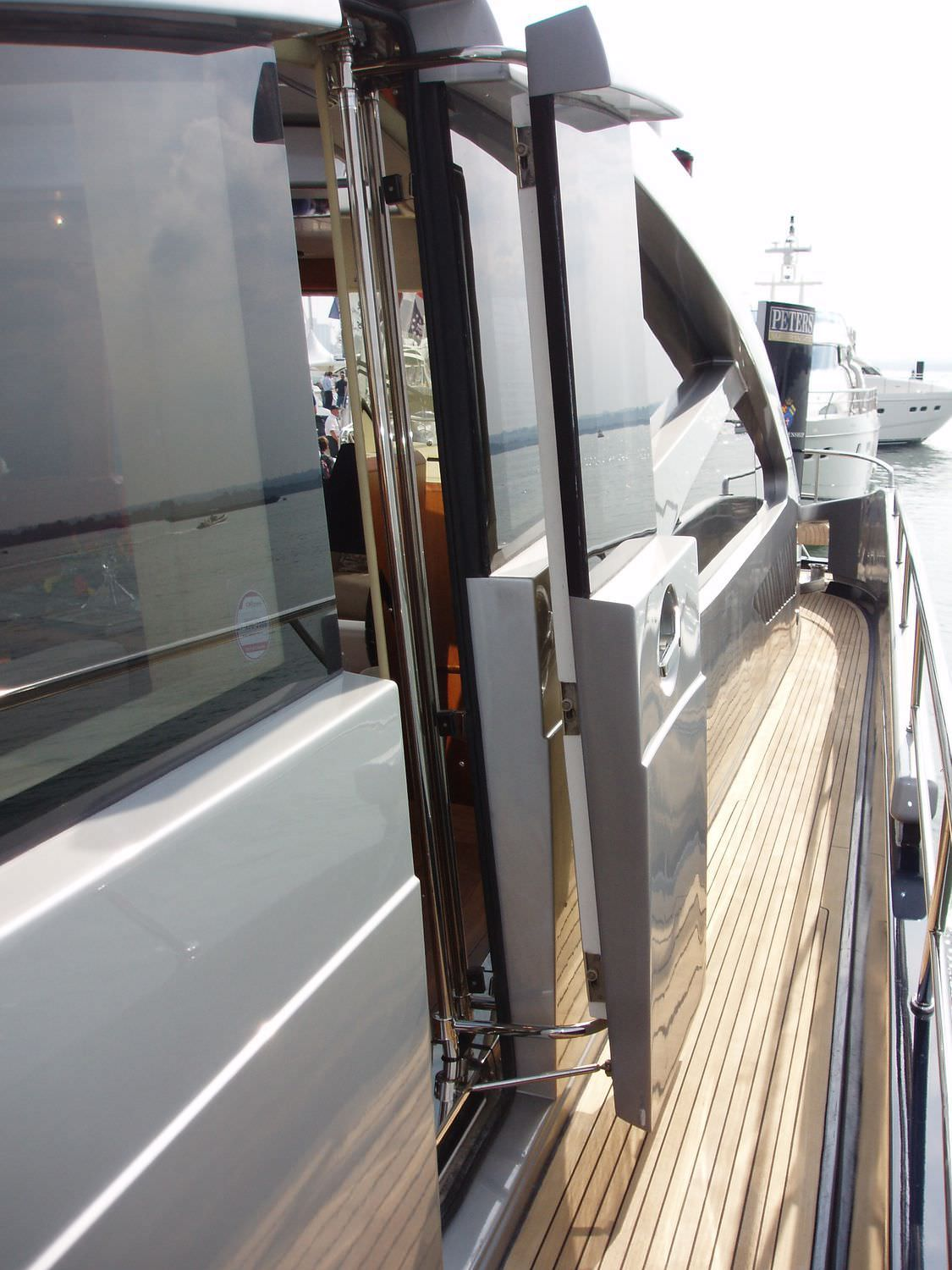 Boat Door For Yachts Pantograph Trend Marine Products