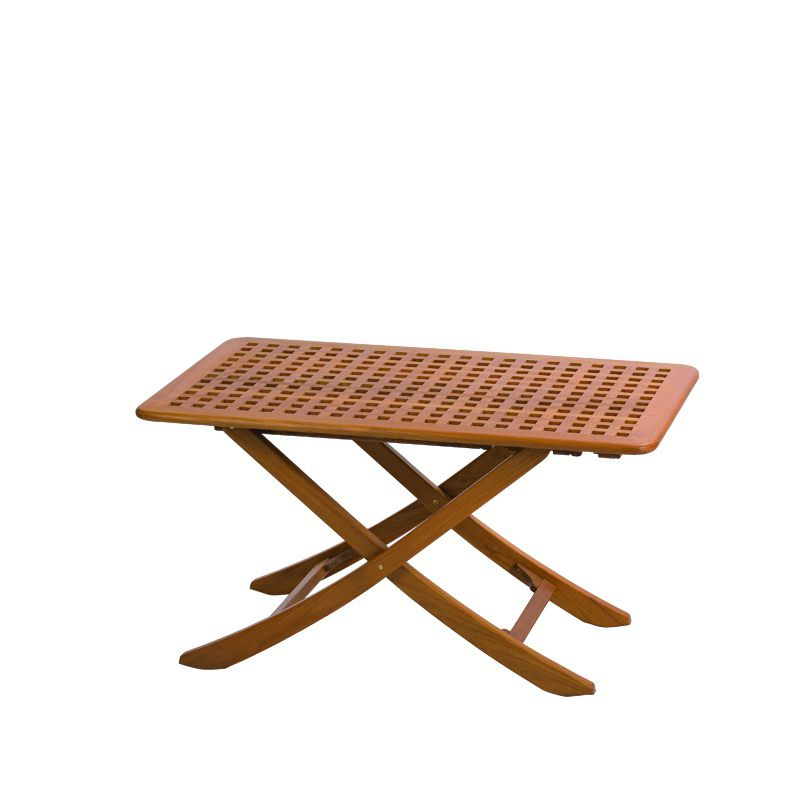 Charmant ... Boat Occasional Table / Folding / Teak