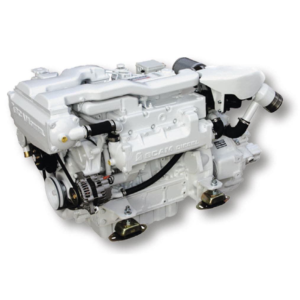 Boating engine / inboard / diesel / direct fuel injection