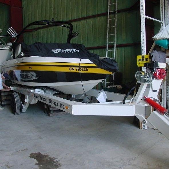 Handling trailer / shipyard / hydraulic - Y-3