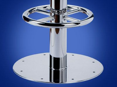 bar pedestal furniture high dbi with stool jojo product solutions base wooden