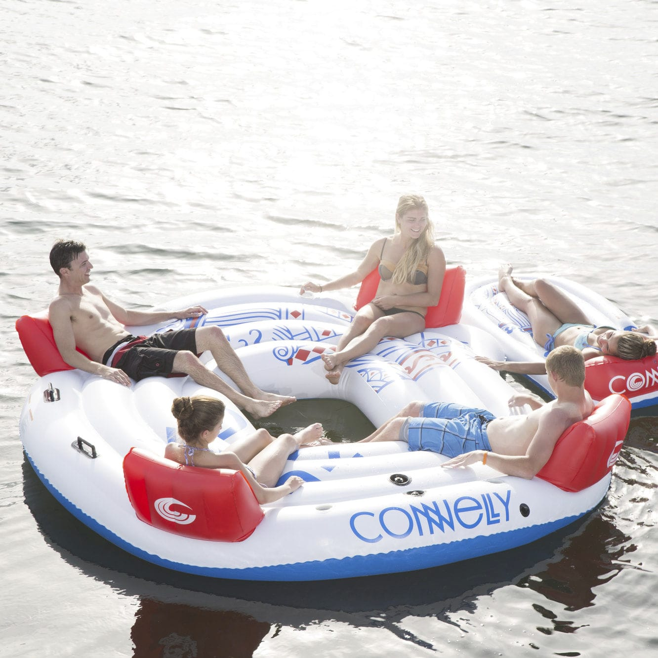 Mattress water toy / inflatable - DOCK KING - Connelly skis