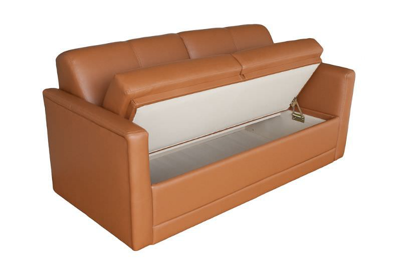 Yacht Sofa 2 Person With Storage Compartment Custom Com3 F