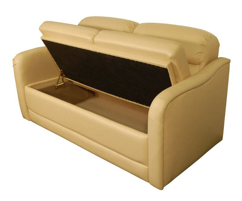 Yacht Sofa / With Storage Compartment