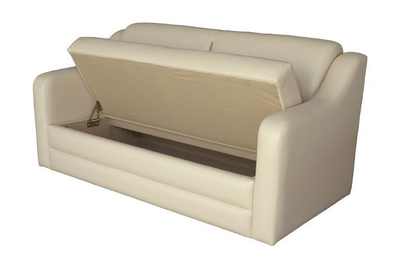 Yacht Sofa / 2 Person / With Storage Compartment ...