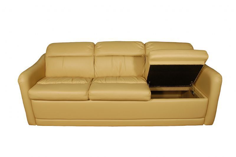 Yacht Sofa Seater With Storage Compartment Custom Classic - Sofa beds with storage compartment