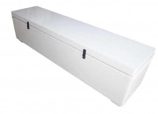 Perfect Boat Storage Box / Fiberglass   D SERIES