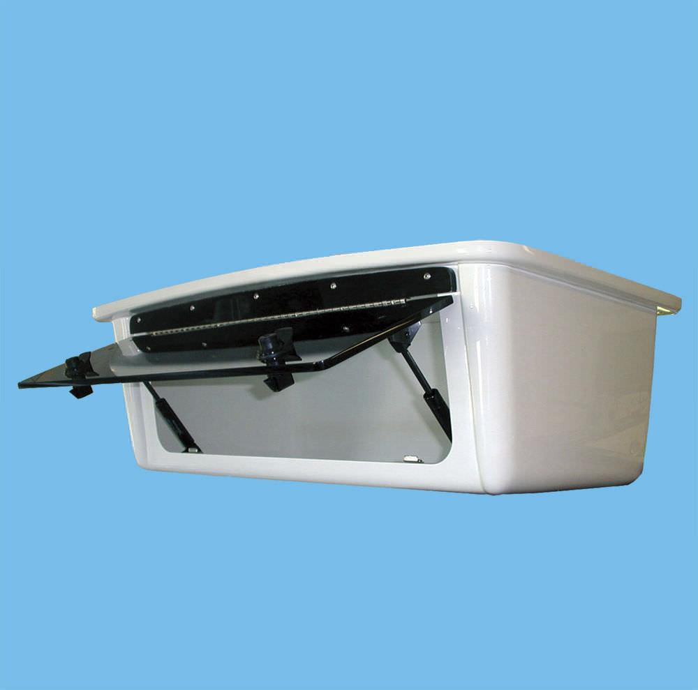 Boat Storage Box / ABS   691 GRDx000 00 Series