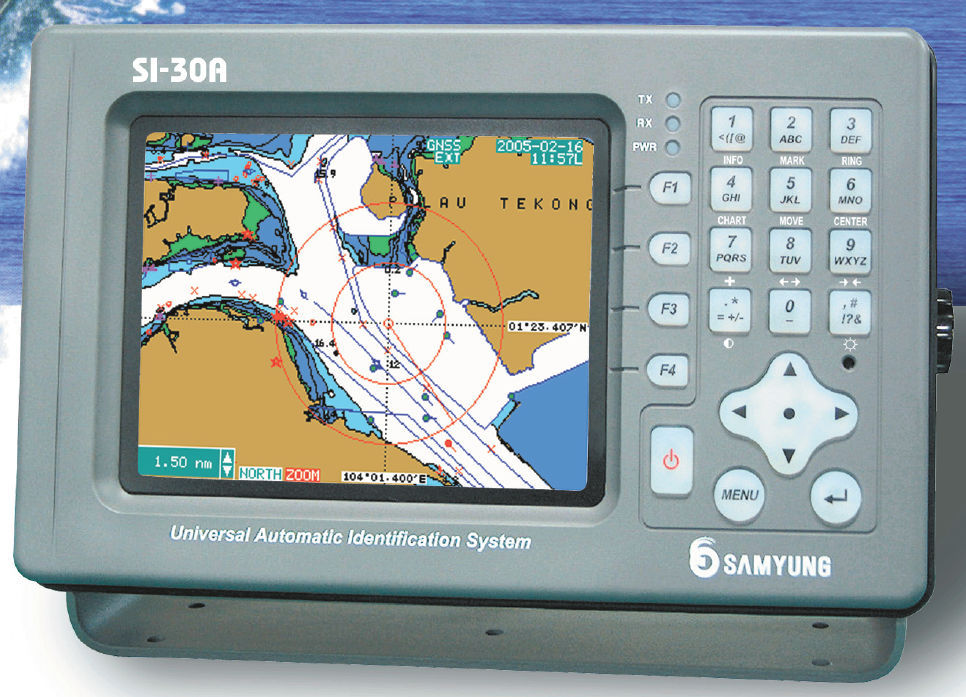 Ship AIS, Ship automatic identification systems - All boating and ...