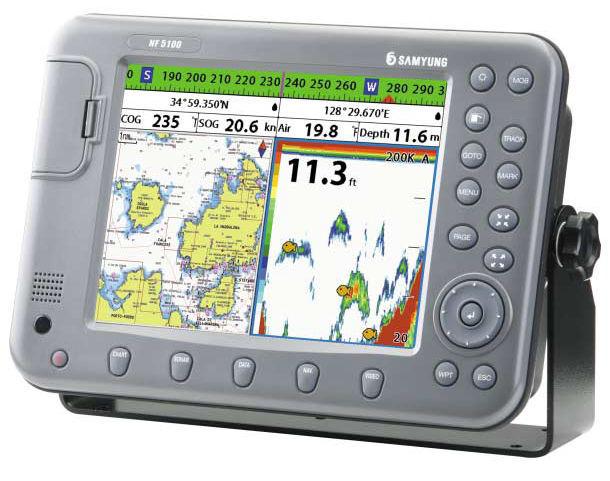 gps / chart plotter / fishfinder / for boats - n800/nf800/n5100, Fish Finder