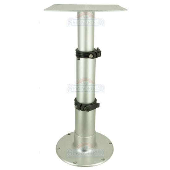 Amazing Adjustable Boat Table Pedestal / Pneumatic / Stainless Steel   1660231