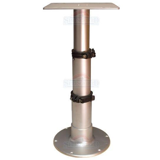 Adjustable Boat Table Pedestal / Pneumatic / Aluminum   1660230