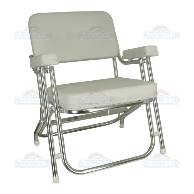 High Quality Standard Folding Chair / For Boats / Aluminum   1080021