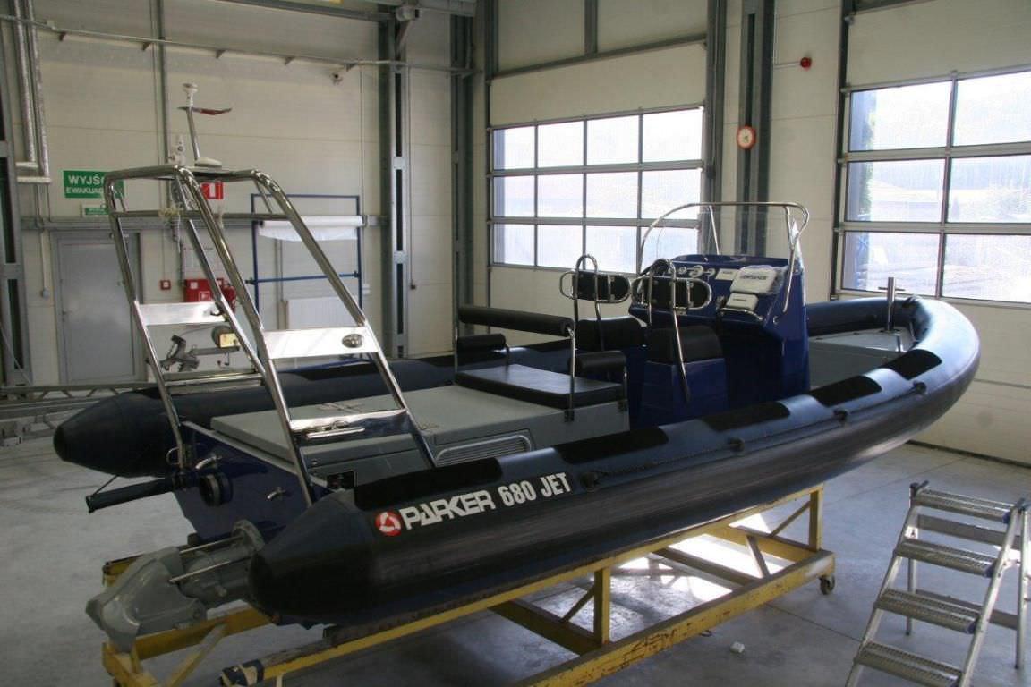 Parker Center Console Boats