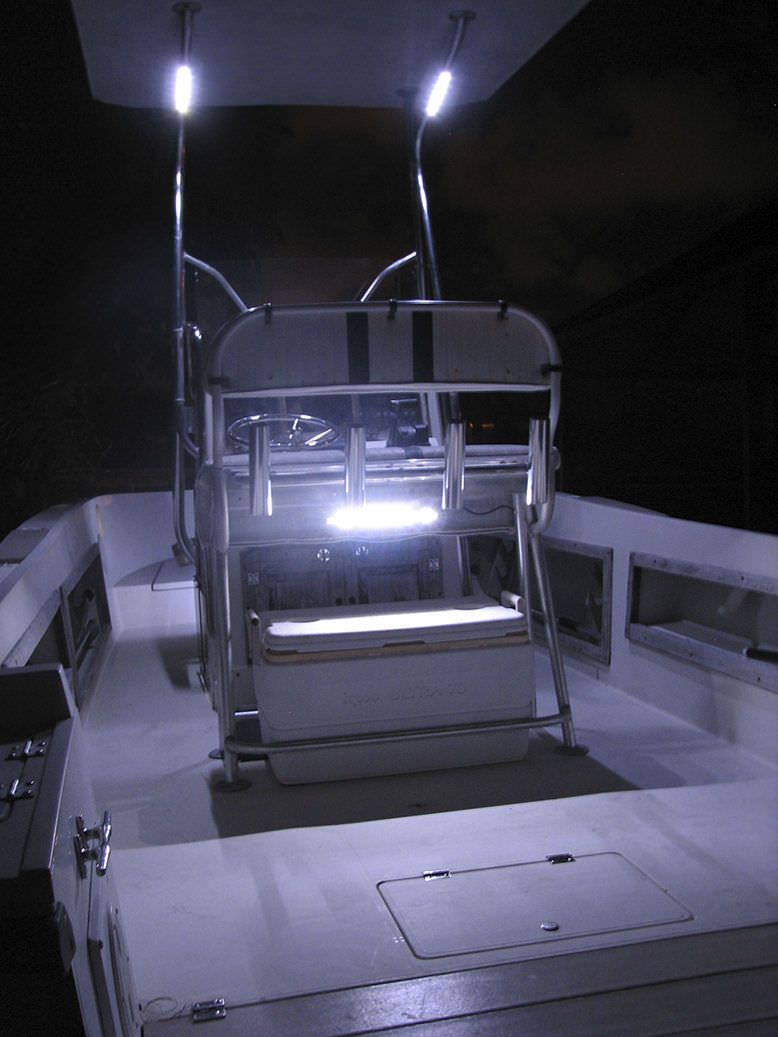 Exterior Lighting West Marine