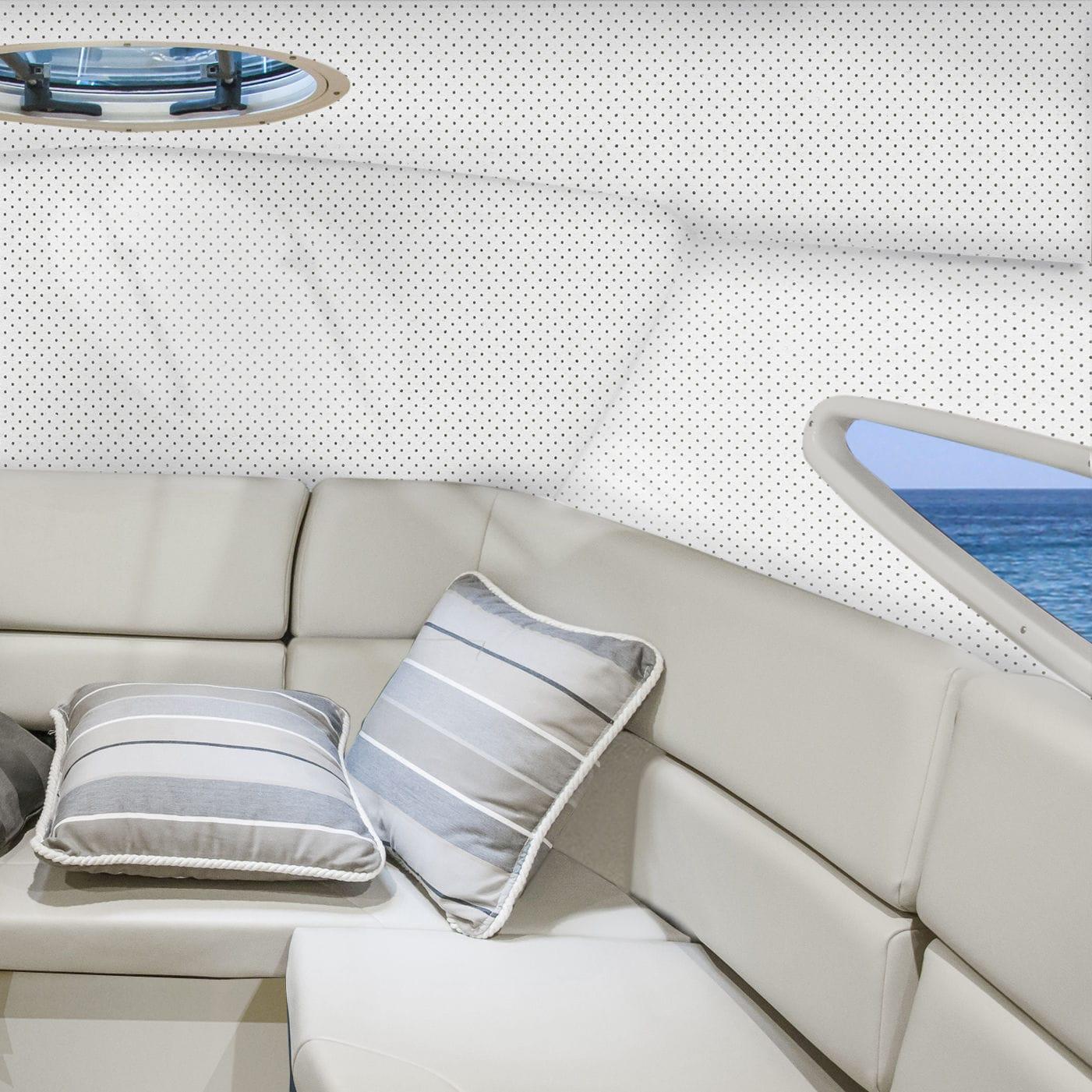 Interior Decoration Fabric For Marine Upholstery Amaree Sport